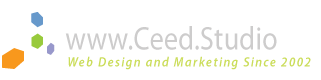 www.Ceed.Studio - Web Design and Marketing Since 2002